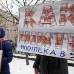Валютную ипотеку обещают конвертировать в рублевую