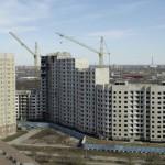 Вывод жилья на рынок сократился