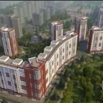 Возобновилось строительство ЖК Ленинский Парк