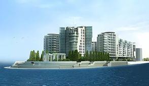 В Петербурге появится 30 объектов недвижимости у воды