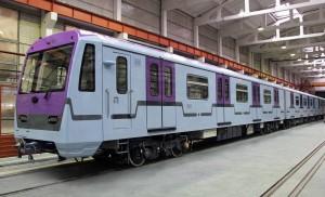 novyj vagon metro