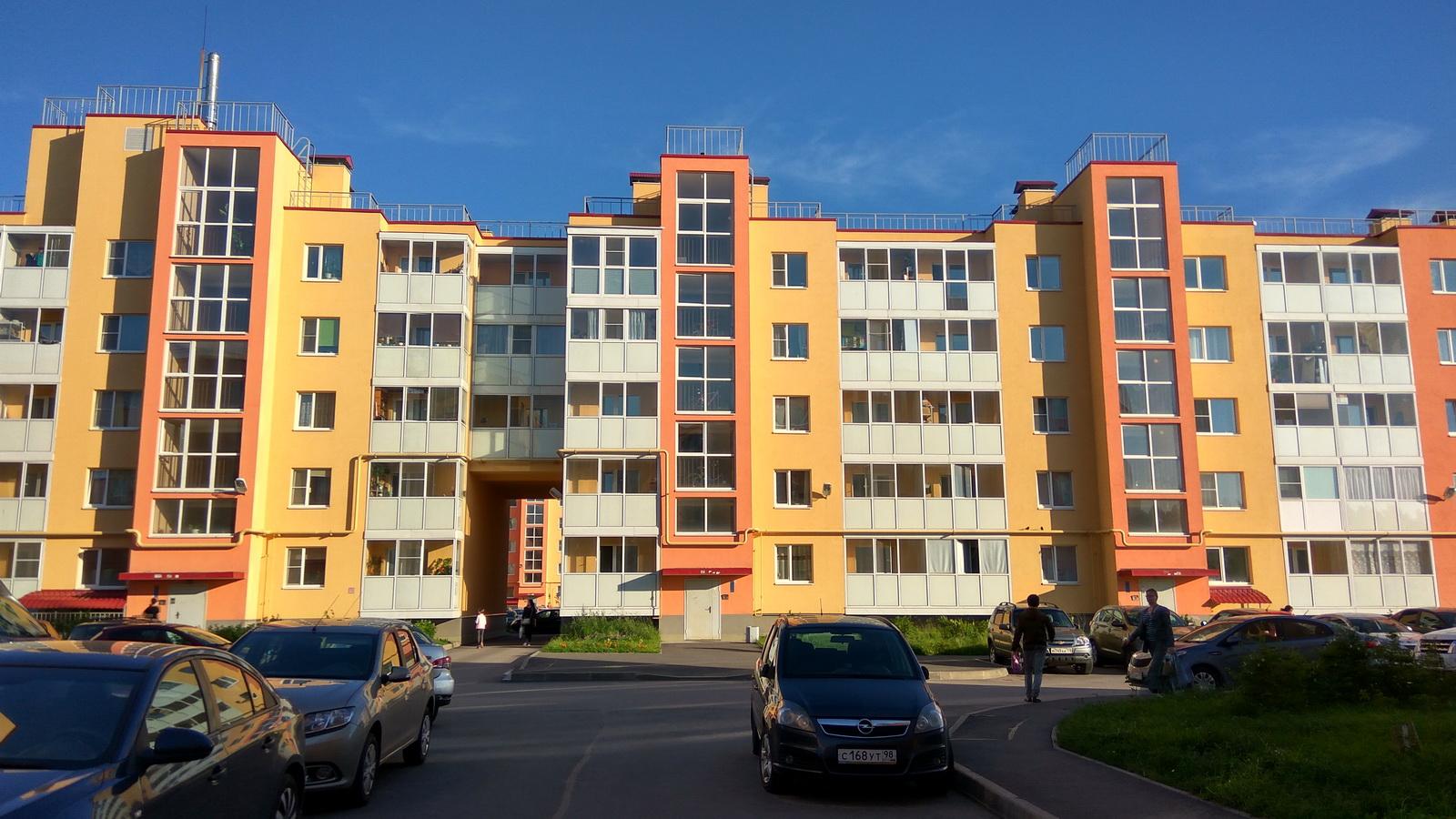 Продажа квартиры студии в Петергофе, Парковая ул., 16