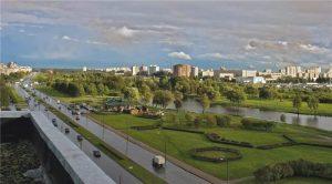 murinskiy park