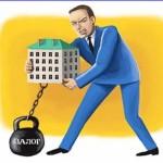 Ипотечные заемщики начинают лишаться жилья